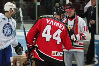 KHL Hockey Jeff Ulmer